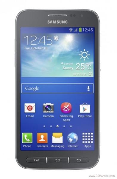 Смартфон Samsung Galaxy Core Advance получил экран размером 4,7 дюйма