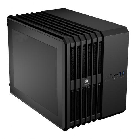 Корпус для ПК Corsair Carbide Series Air 240 рассчитан на платы типоразмера mini-ITX