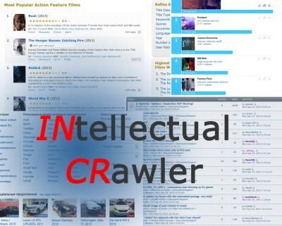 Архитектура интеллектуального Интернет паука