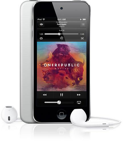 Проигрыватель Apple iPod с 16 ГБ флэш-памяти стоит $229