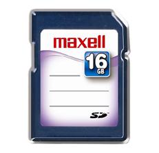 Карты памяти Maxell Professional Plus SDHC UHS-I объемом 16 и 32 ГБ стоят около $38 и $73 соответственно