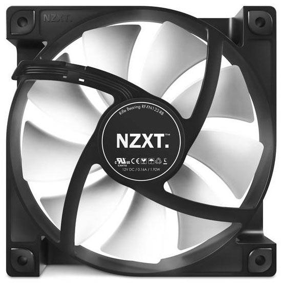 Продажи вентиляторов NZXT FN V2 начнутся в марте