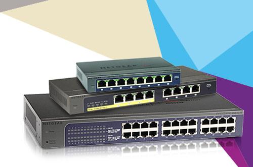 Коммутаторы NetGear ProSAFE Gigabit Plus поддерживают три новых режима PoE
