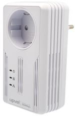 Ассортимент UpVel пополнили адаптеры PowerLine UA-251P и UA-252PS, а также комплекты адаптеров UA-251PK и UA-252PSK