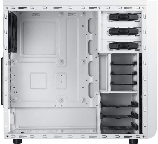 Размеры корпуса BitFenix Comrade — 185,0 x 428,6 x 470,5 мм