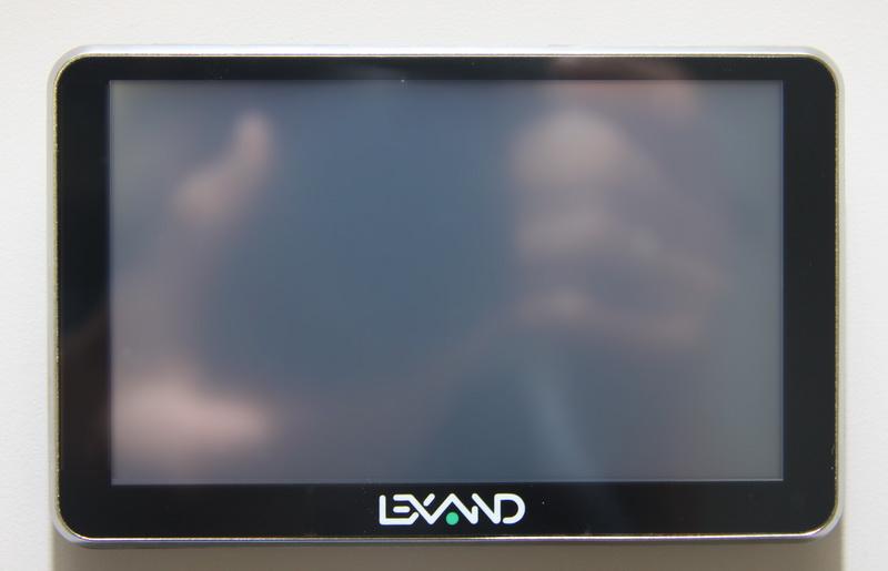 Автомобильный навигатор Lexand ST 5650 Pro HD