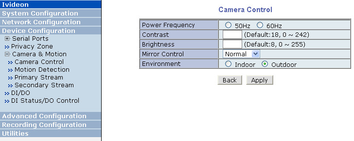 Автономная IP камера IVIDEON