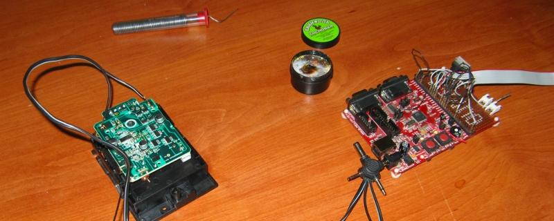 DIY или Сделай Сам / [Из песочницы] Собираем свою Bluetooth машинку с управлением на Android