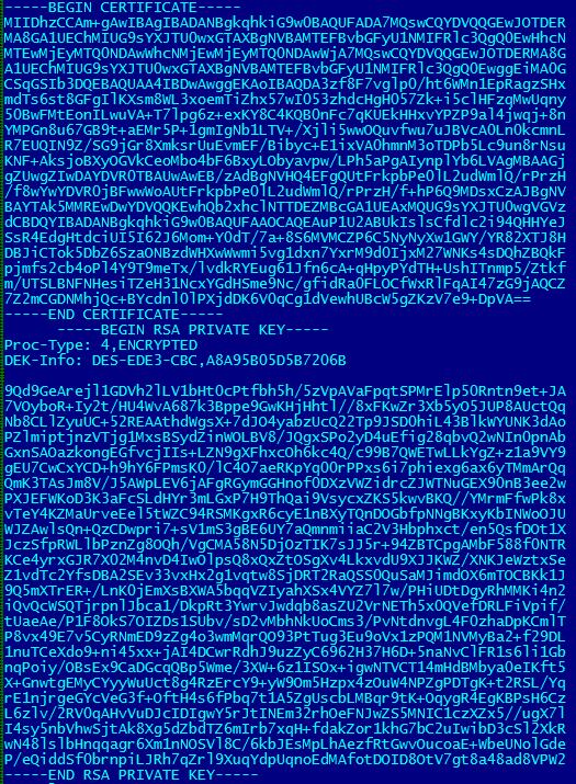 Банковский троян Hesperbot – детальный анализ