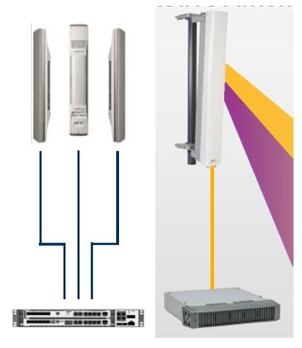 Базовые станции — микросоты — на столбах. Что это такое?