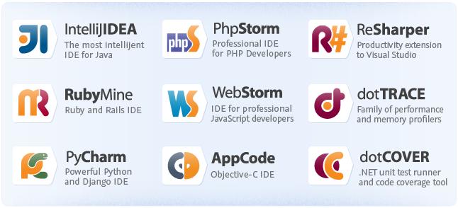 Бесплатное программное обеспечение от JetBrains для образовательных учреждений