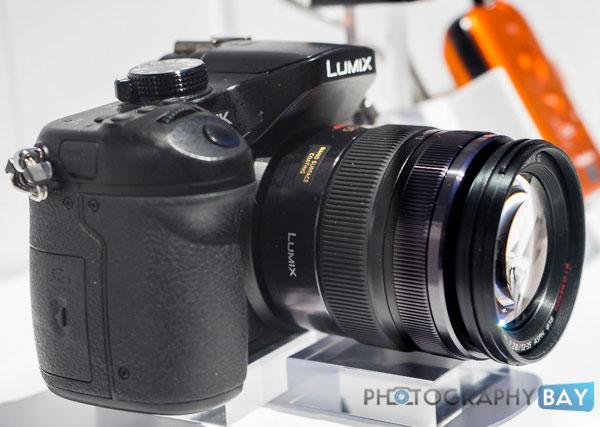 На CES 2014 показан прототип беззеркальной камеры Panasonic GH с функцией съемки видео 4K