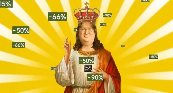 Близится старт летней распродажи в Steam