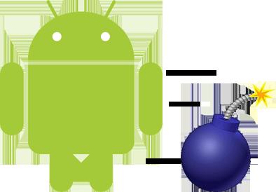 Бомба для Android Market. Первый опыт