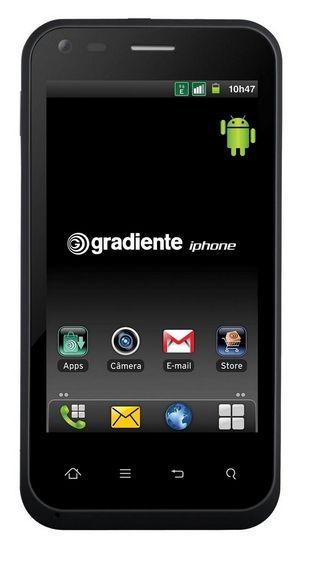 Бразильская компания запускает собственный «iPhone» на OS Android