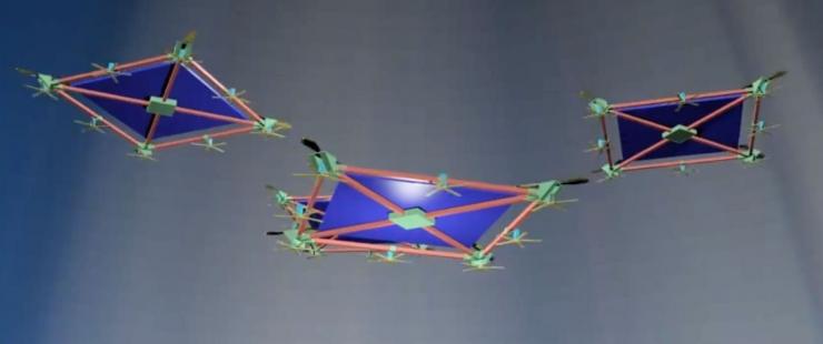 Британская компания предлагает добывать энергию при помощи парящих на высоте 15 километров дронов