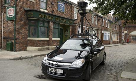Британское агентство возобновило дело Google Street View в свете выводов FCC