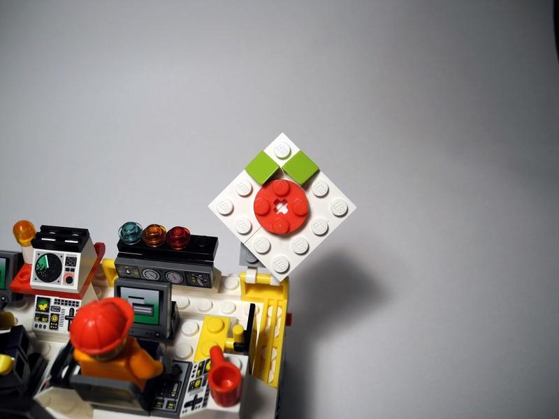 Будьте креативны! Или ЦУП из Raspberry Pi