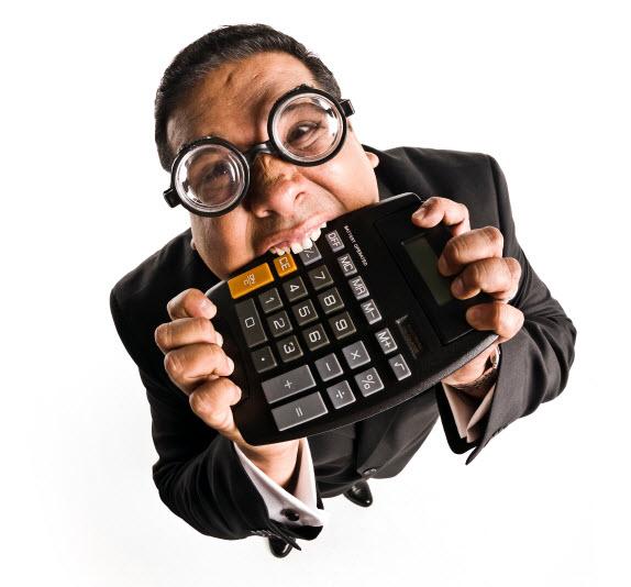 Бухгалтерию – в массы! Верстаем оптический бюджет