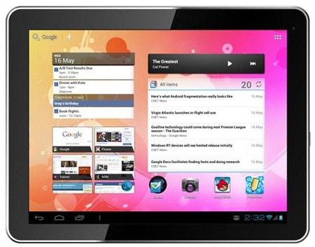 Цена 10-дюймового планшета Kogan Agora с ОС Android 4.0 равна $179