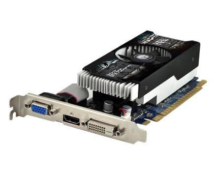 3D-карты KFA2 GTX 750 Ti OC и GTX 750 OC получили одинаковые охладители