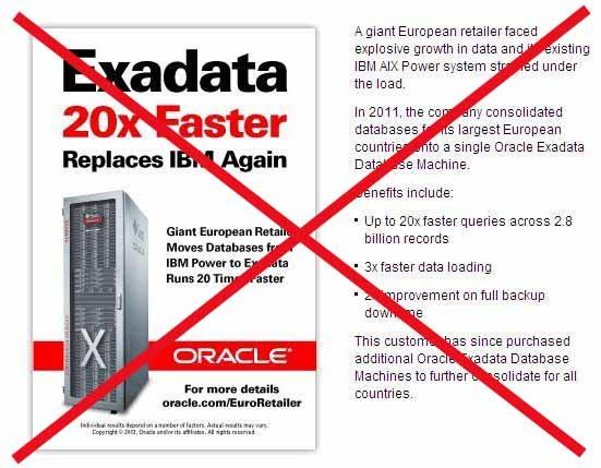 Что происходит с Oracle?