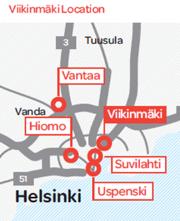 ЦОД у российской границы: Экскурсия в ЦОД Viikinmäki