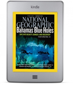 Цветной Kindle. Скоро