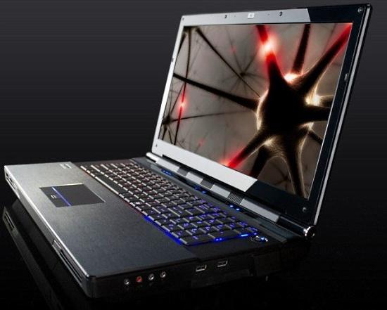 Железо / Новый игровой ноутбук Origin PC EON17-X