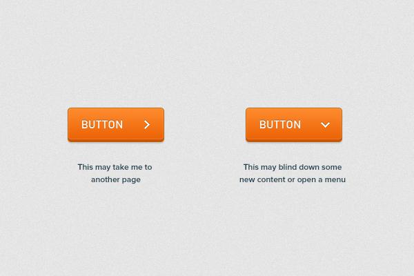 Веб дизайн / [Перевод] Золотые правила успешной кнопки