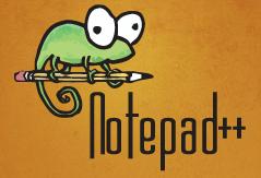 Дефейс сайта notepad++