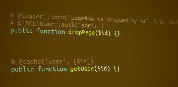 Декораторы в PHP. Реализация расширения