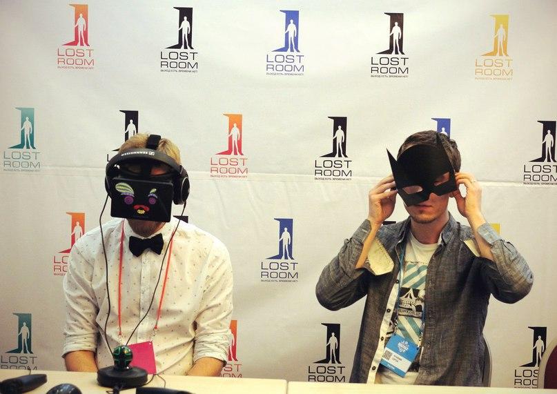 Делаем игры в виртуальной реальности