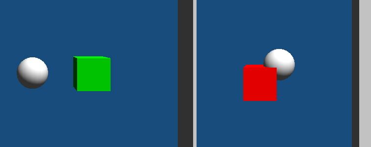 Делаем простую игру с кнопками, ящиками и дверями на Unity