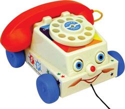 Детский телефон Fisher Price
