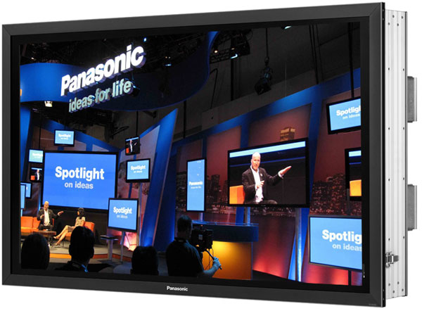 Одновременно с Panasonic TH-55FLV70 представлены дисплеи TH-47LFX6N, TH-50LFE7 и TH-42LFE7