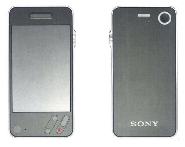 Дизайн первого iPhone был «позаимствован» у Sony