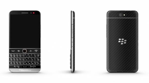 BlackBerry Q20 (Classic)