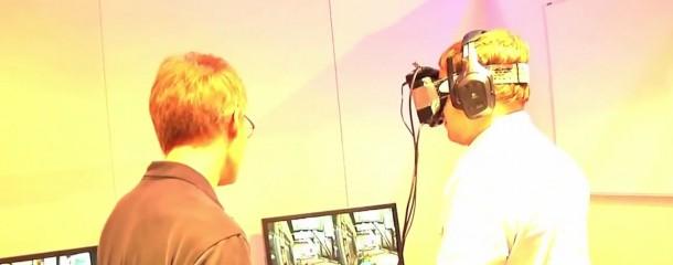 Джон Кармак делает шлем виртуальной реальности