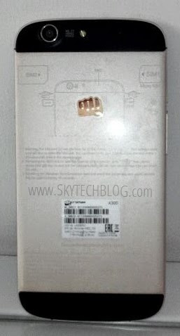 Оснащение смартфона Micromax Canvas Gold A300 включает камеры разрешением 16 и 8 Мп