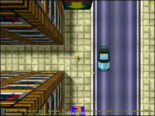Добавление широкоформатных разрешений в Grand Theft Auto