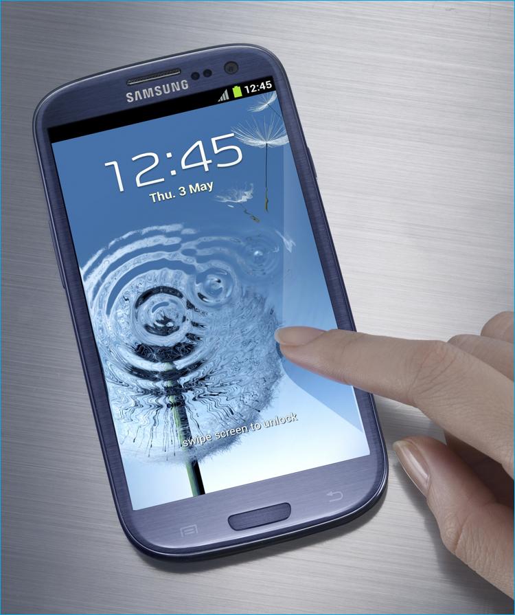 Дождались! Премьера Samsung GALAXY S III