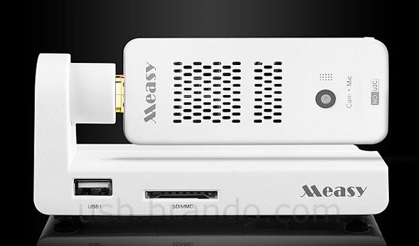 Док Measy U2C-D Mini PC Holder стоит $20