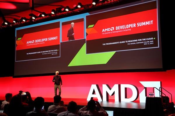 Доклады первого дня AMD APU13 глазами нашего корреспондента — часть третья