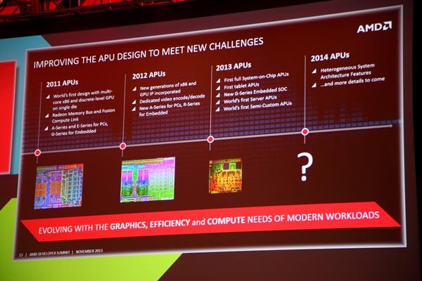 Доклады первого дня AMD APU13 глазами нашего корреспондента — часть вторая