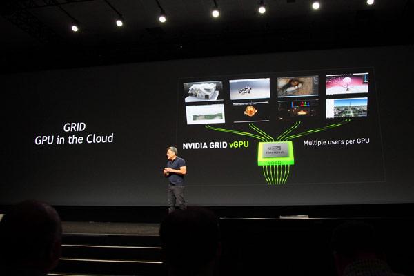 Договор с компанией VMware о доступности технологии Nvidia GRID в рамках платформы VMware Horizon DaaS Platform