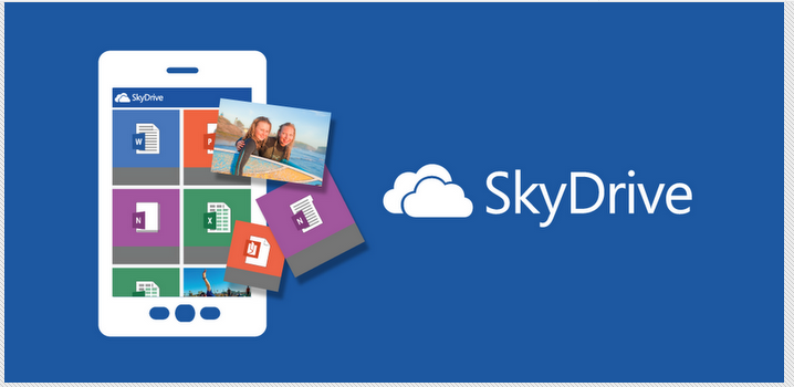 Доступен SkyDrive для Android