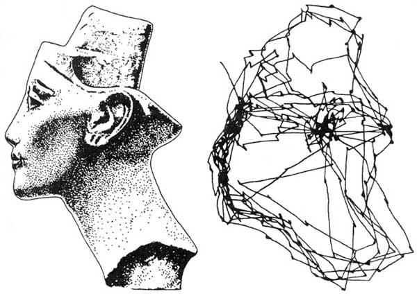 Движение внимания на основе непрерывно накапливаемого опыта восприятия, как основа предлагаемого подхода к проектированию сильного ИИ
