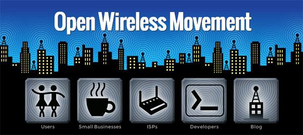 Движение за свободный WiFi