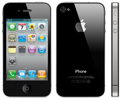 У американки взорвался iPhone 4